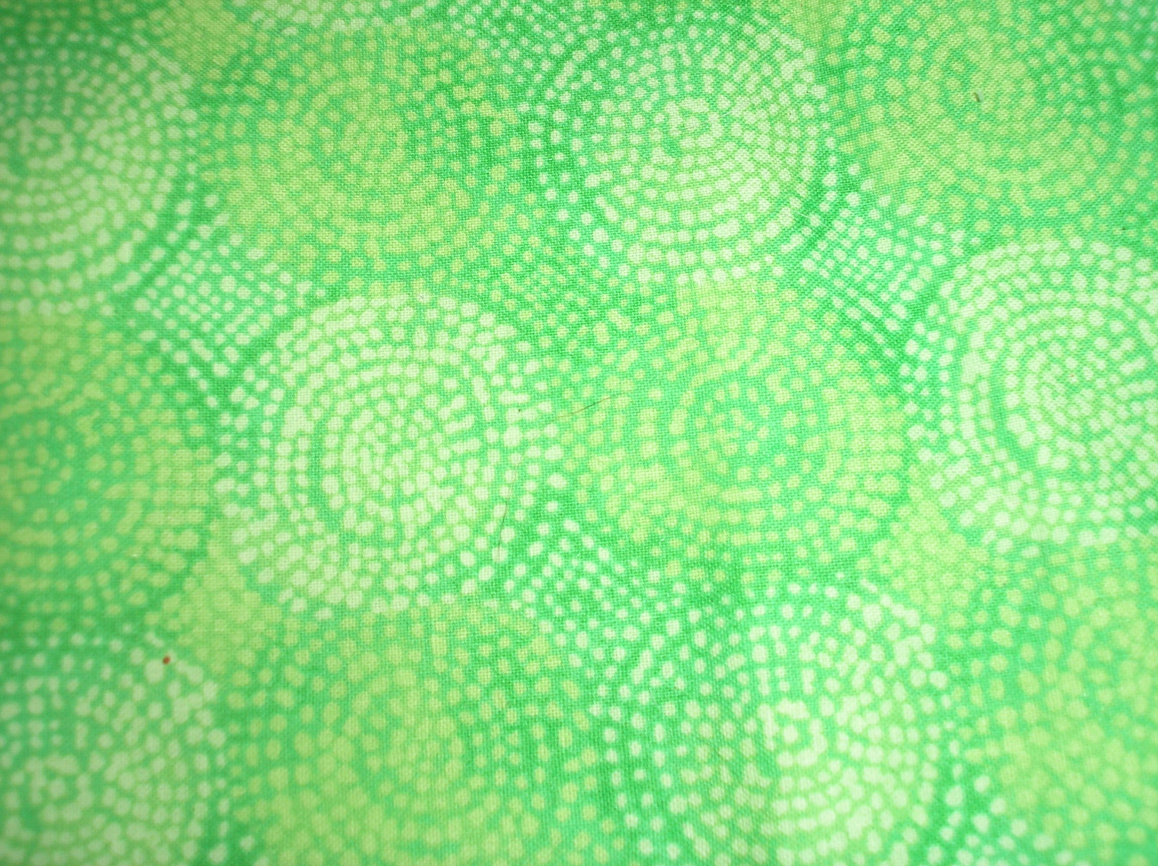 Circular, swirl design in many colors
